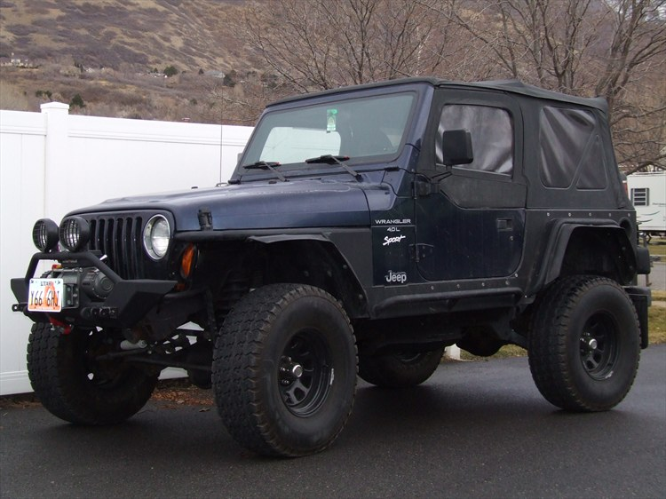 Jeep Air Ride Seats : Another t rex jeep tj post photo