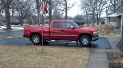 ThaTwizzla 2001 Chevrolet 1500 Extended Cab