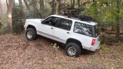 MW1993liftedX 1993 Ford Explorer