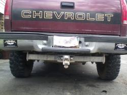 Four-Wheel-Peel 1995 Chevrolet 1500 Extended Cab