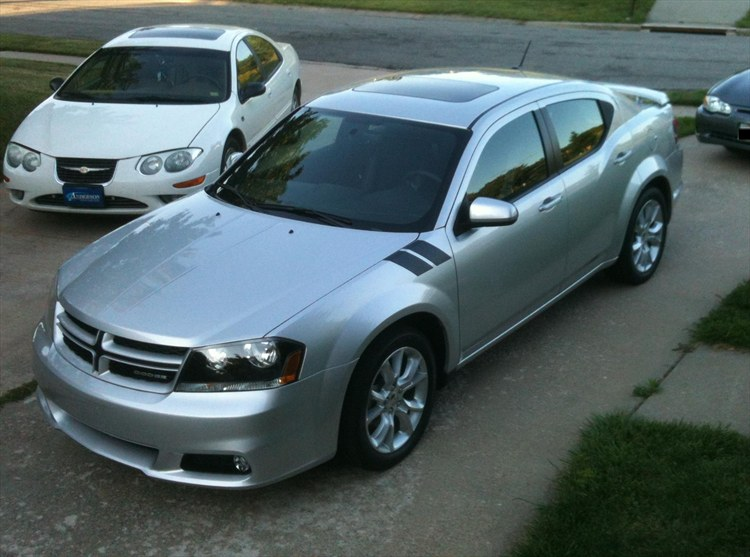 Brand New Fully Loaded 2012 Dodge Avenger R/T - 15825844