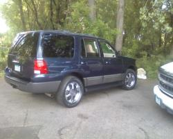 Junior-Rosas 2003 Ford Expedition