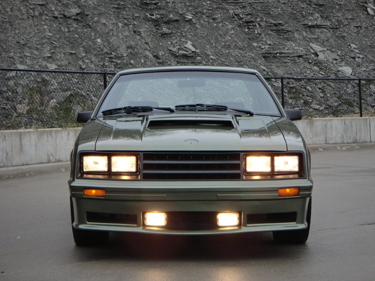 EVIL85SSP 1985 Ford Mustang 15455875