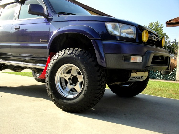 Another rytron 2002 Toyota 4Runner post... - 15945826