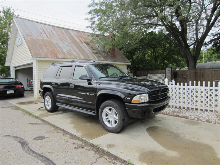 CoyotePunisher 2000 Dodge Durango