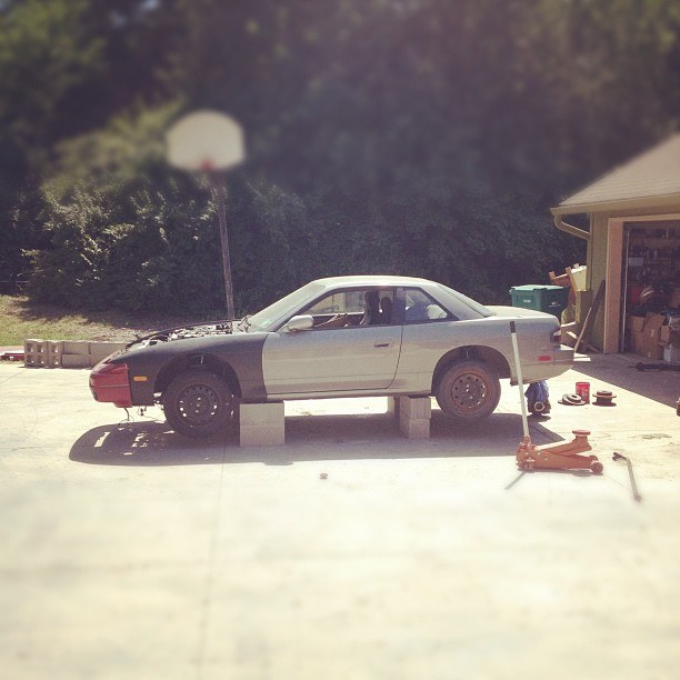 dragster2006 1989 Nissan 240SX