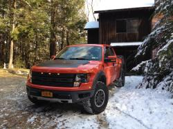 AALONSO 2011 Ford F150 Super Cab