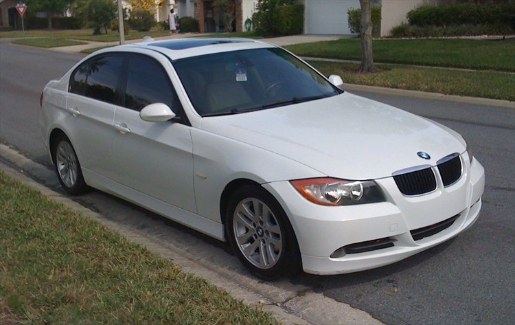 Captdanno 2006 Bmw 3 Series325i Sedan 4d Specs Photos