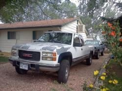 1996 GMC 2500 HD Extended Cab