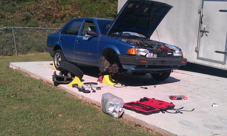 Another xdragonforce 1988 Mazda 323 post... - 15706861