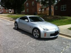 chris_wallace21 2006 Nissan 350Z