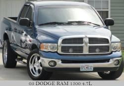 cfox32108 2003 Dodge D150 Club Cab