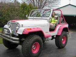 85gmcgirl 1976 Jeep CJ5