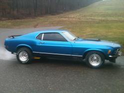 monkey31 1970 Ford Mustang