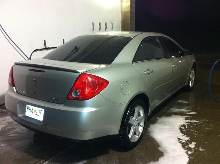 13lovemyg6 2008 Pontiac G6 Specs Photos Modification