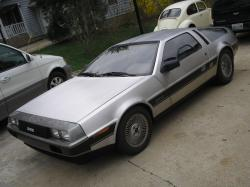Bender3455 1981 DeLorean DMC-12
