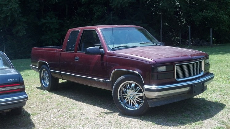 jimmy591 1997 gmc sierra 1500 extended cab specs photos modification info at cardomain. Black Bedroom Furniture Sets. Home Design Ideas