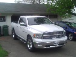 harley1340s 2011 Ram 1500 Quad Cab