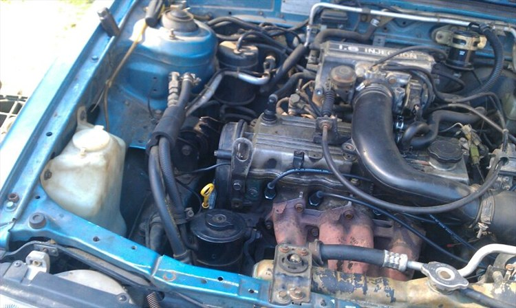 Another xdragonforce 1988 Mazda 323 post... - 15706857