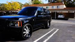 Swaggg 2003 Land Rover Range Rover