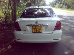 priyadarshani 2004 Toyota Allion