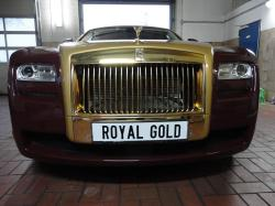 RoyalGold's 2009 Rolls-Royce Ghost