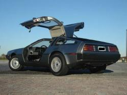 ak12valve 1983 DeLorean DMC-12