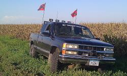 hawley33 1997 Chevrolet 1500 Extended Cab