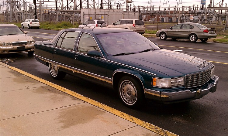 shawn95 39 s 1995 cadillac fleetwood sedan 4d in philadelphia pa. Cars Review. Best American Auto & Cars Review