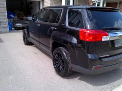 wordplay 2012 GMC Terrain
