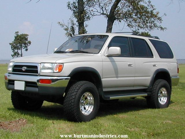 Infectedbite 1997 Toyota 4runner Specs Photos