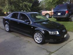 AA4Stang 2003 Audi A4