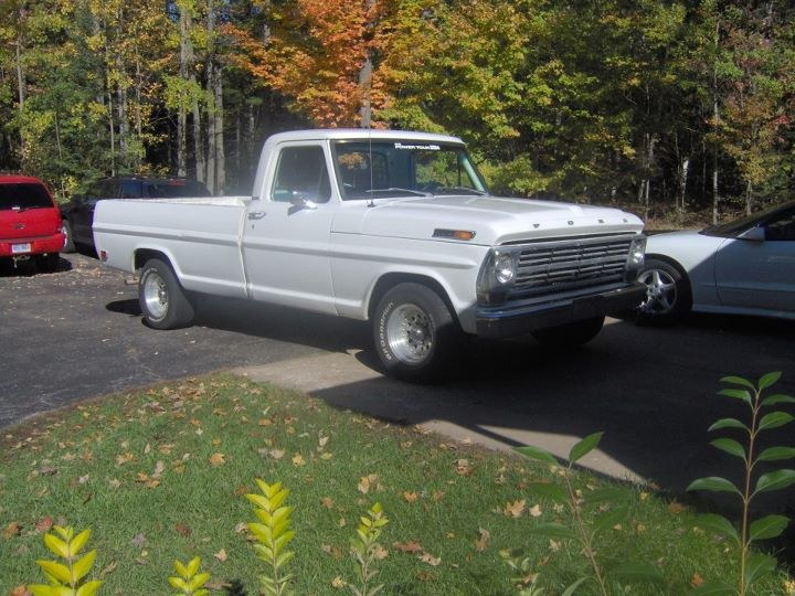 Basswobble 1968 Ford F150 (Heritage) Regular Cab