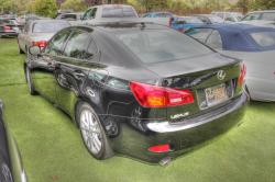 QBond's 2007 Lexus IS