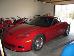 Basswobble 2007 Chevrolet Corvette
