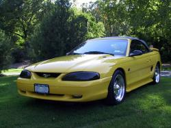 MrHoney 1994 Ford Mustang