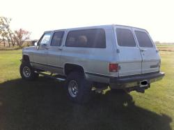 Johnston67 1991 Chevrolet Suburban 2500