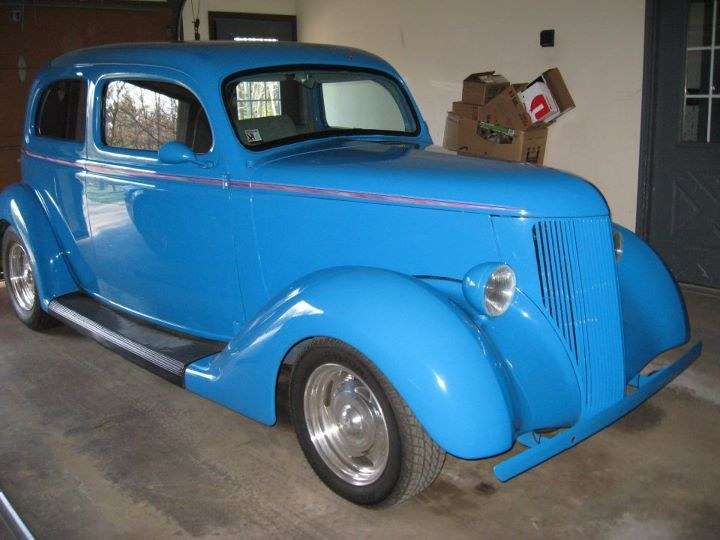 Basswobble 1936 Ford Coupe