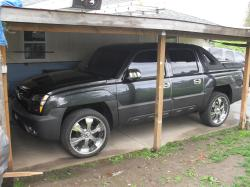 raider619 2003 Chevrolet Avalanche 1500
