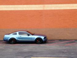 mikis23 2007 Ford Mustang
