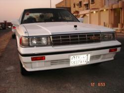 laurel 88 1988 Nissan Laurel