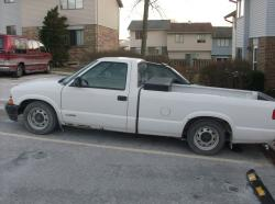 sammy55 1998 Chevrolet S10 Regular Cab