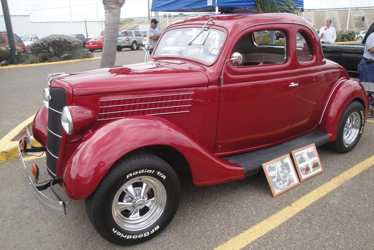 thelightningshop 1936 Ford Coupe