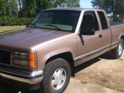 Gilderbeast 1997 GMC C/K Pick-Up
