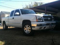 starwind77845 2004 Chevrolet Silverado (Classic) 1500 Extended Cab