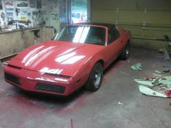 Basswobble 1983 Pontiac Trans Am