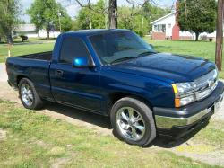 2003 Chevrolet Silverado 1500 Regular Cab