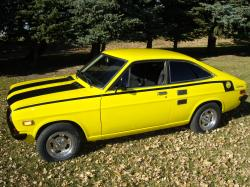 stuckinthepast 1973 Datsun 1200
