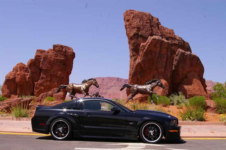 Timber2417 2007 Ford Mustang Specs Photos Modification Info At