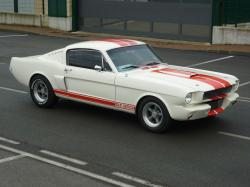 tango001 1965 Ford Mustang